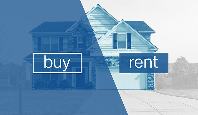Advantages of buying a a new home vs renting it
